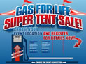 web design for gas for life